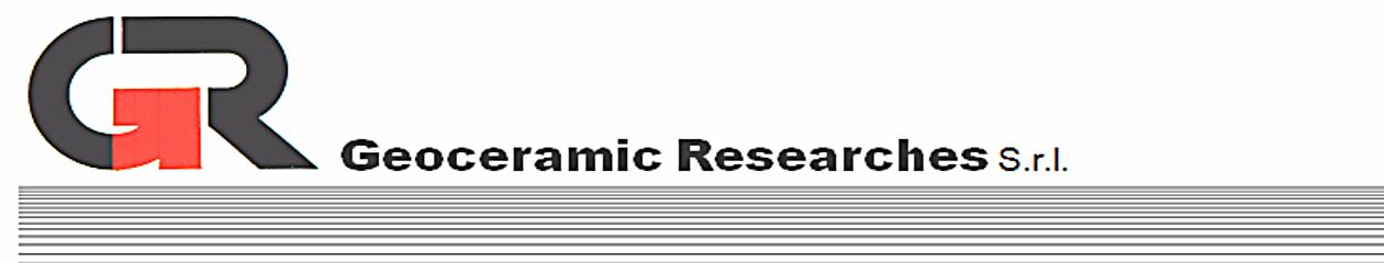 Geoceramic Researches S.r.l.